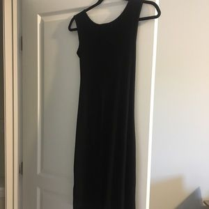 She and Sky Dresses - She and Sky black cut out dress